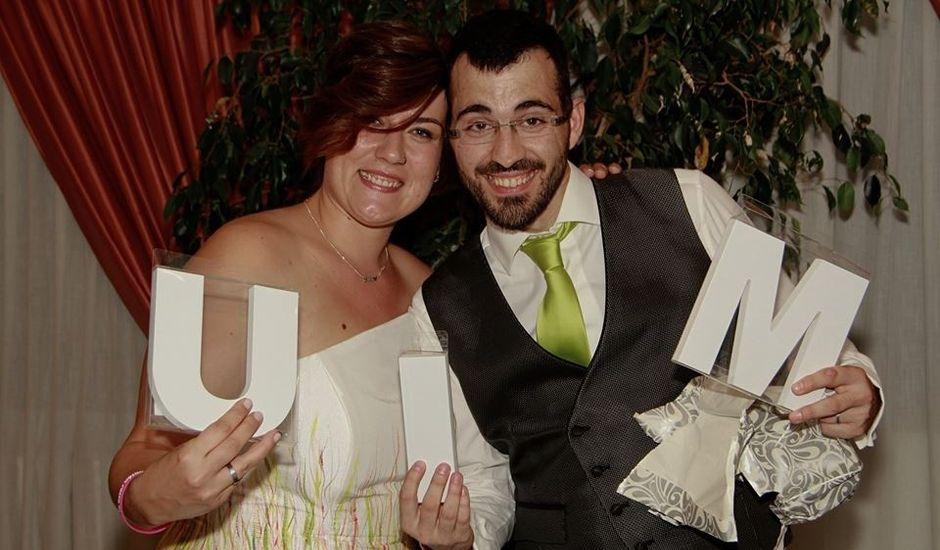 La boda de Uri y Marta en Santpedor, Barcelona