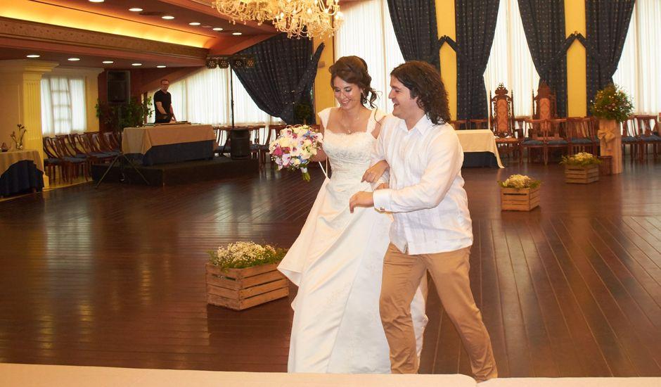 La boda de Juan Manuel y Miriam en Gatika, Vizcaya