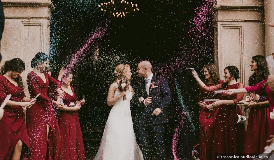 La boda de Carmen y Tom en Trujillo, Cáceres