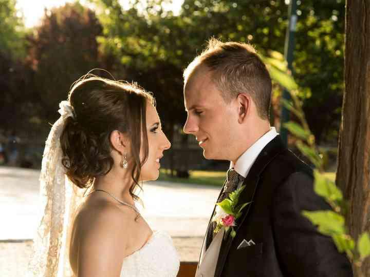 La boda de Vanesa y Nacho