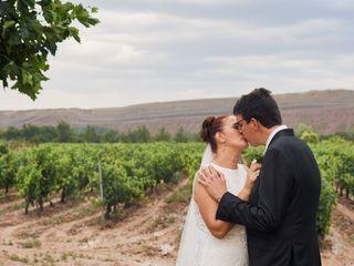 La boda de Adriana y Javier