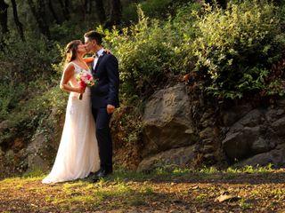 La boda de Judit y Arnau