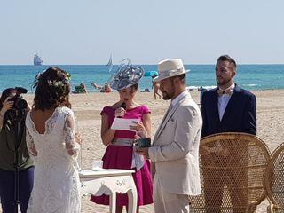La boda de Vanessa y Javier 1