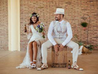 La boda de Vanessa y Javier