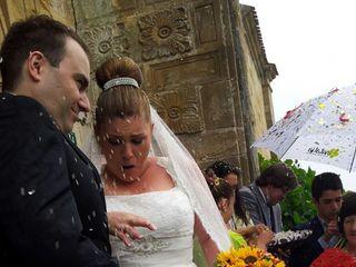 La boda de Julián y María