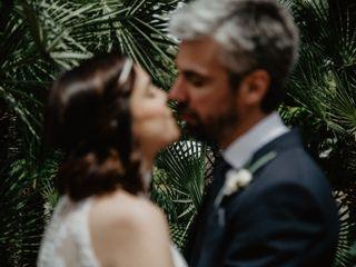 La boda de Mònica y Juan