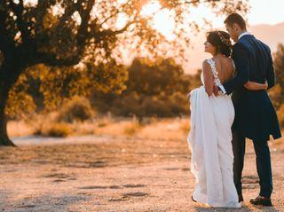 La boda de Paula y Andres