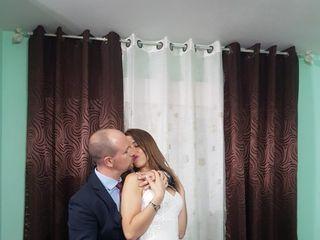 La boda de Azucena y Francisco 2