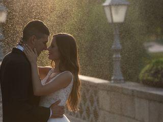 La boda de Xavi y Alba