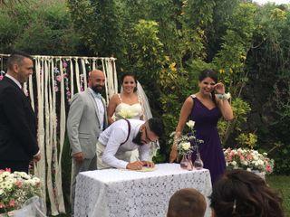 La boda de Veronica y Antonio