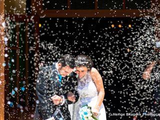 La boda de Antonio y Marina