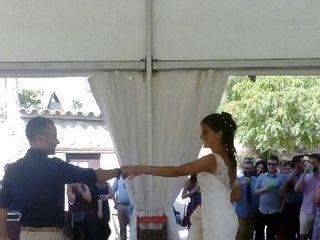 La boda de Íngrid y Albert 1