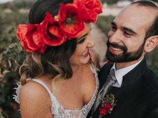 La boda de Almudena y Óscar
