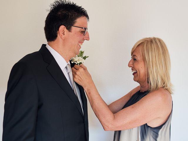 La boda de Javier y Adriana en Alcanadre, La Rioja 3
