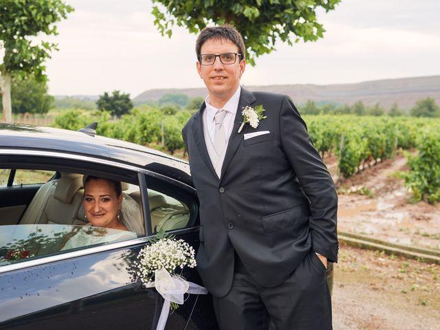 La boda de Javier y Adriana en Alcanadre, La Rioja 16