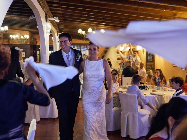 La boda de Javier y Adriana en Alcanadre, La Rioja 19