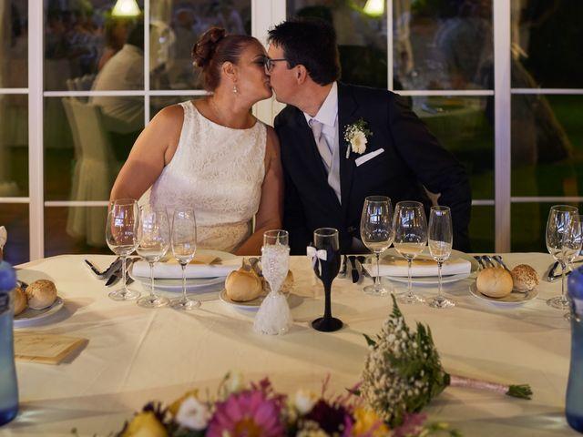 La boda de Javier y Adriana en Alcanadre, La Rioja 20