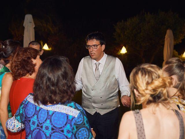 La boda de Javier y Adriana en Alcanadre, La Rioja 21