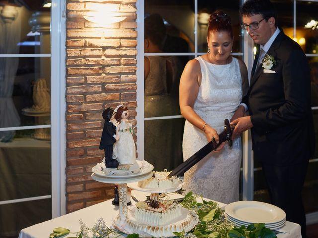 La boda de Javier y Adriana en Alcanadre, La Rioja 22