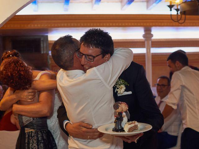 La boda de Javier y Adriana en Alcanadre, La Rioja 23