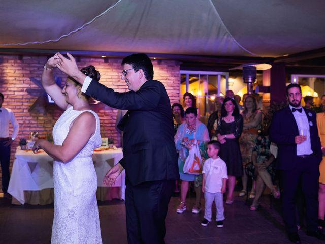 La boda de Javier y Adriana en Alcanadre, La Rioja 25