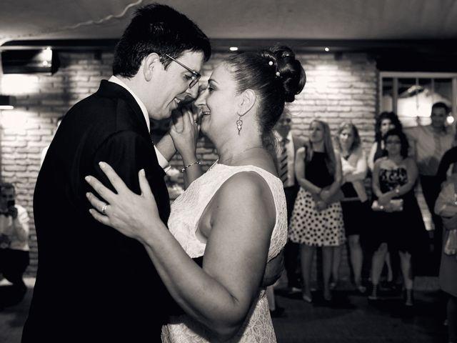 La boda de Javier y Adriana en Alcanadre, La Rioja 26
