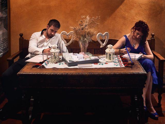 La boda de Javier y Adriana en Alcanadre, La Rioja 29