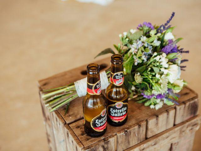 La boda de Javier y Vanessa en El Saler, Valencia 3