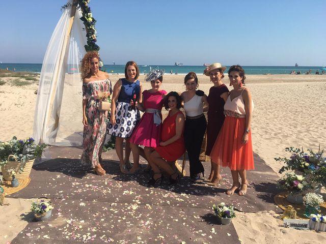 La boda de Javier y Vanessa en El Saler, Valencia 6