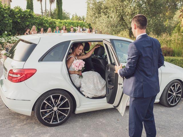 La boda de Xisco y Joana en Palma De Mallorca, Islas Baleares 25
