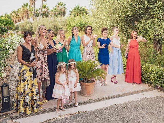 La boda de Xisco y Joana en Palma De Mallorca, Islas Baleares 26