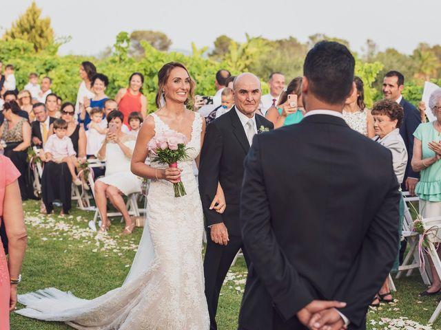 La boda de Xisco y Joana en Palma De Mallorca, Islas Baleares 30