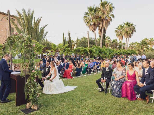 La boda de Xisco y Joana en Palma De Mallorca, Islas Baleares 33