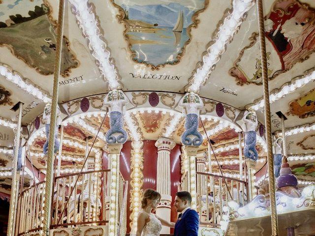 La boda de Carlos  y Paula en Donostia-San Sebastián, Guipúzcoa 6