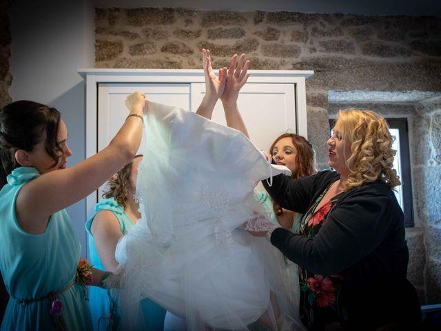 La boda de Fede y Andrea en Ponteareas, Pontevedra 14