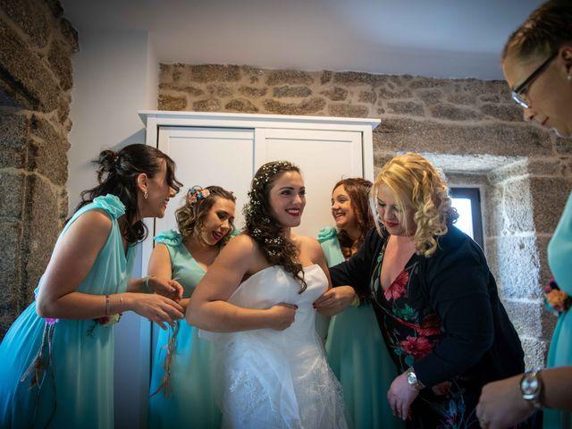 La boda de Fede y Andrea en Ponteareas, Pontevedra 15