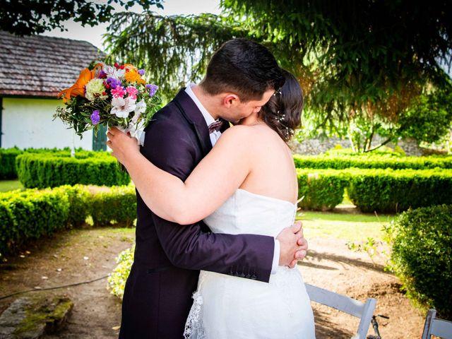 La boda de Fede y Andrea en Ponteareas, Pontevedra 22