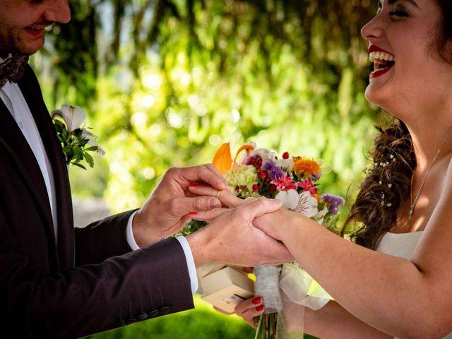 La boda de Fede y Andrea en Ponteareas, Pontevedra 24