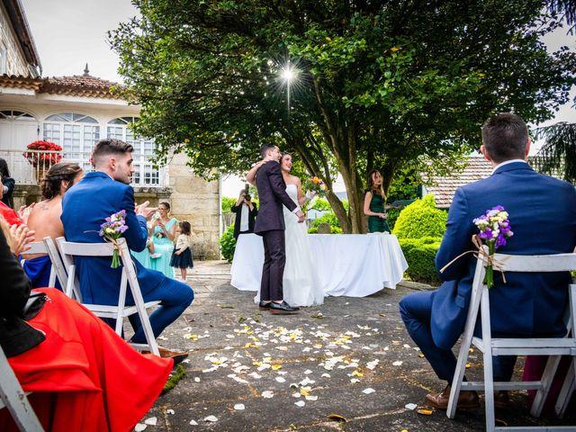 La boda de Fede y Andrea en Ponteareas, Pontevedra 25
