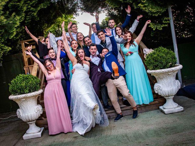 La boda de Fede y Andrea en Ponteareas, Pontevedra 28