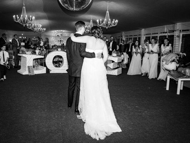 La boda de Fede y Andrea en Ponteareas, Pontevedra 32
