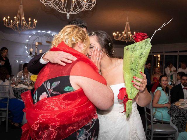 La boda de Fede y Andrea en Ponteareas, Pontevedra 33