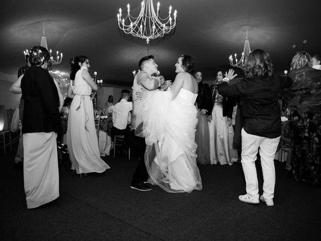La boda de Fede y Andrea en Ponteareas, Pontevedra 37