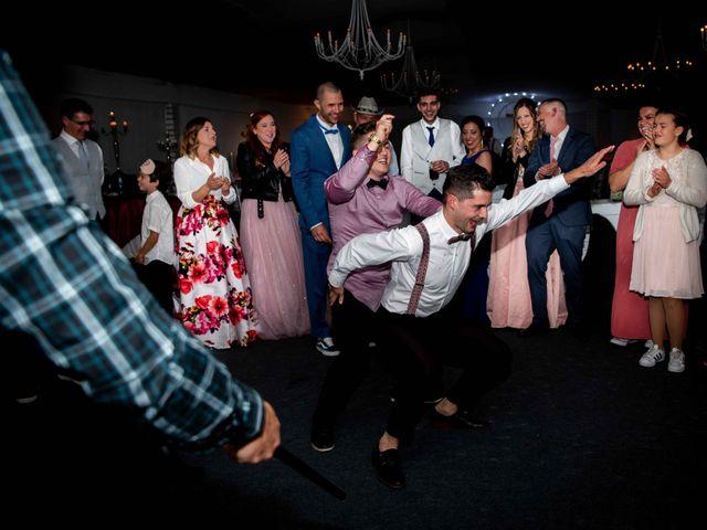 La boda de Fede y Andrea en Ponteareas, Pontevedra 40