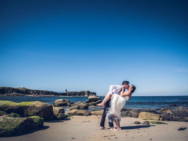 La boda de Fede y Andrea en Ponteareas, Pontevedra 47