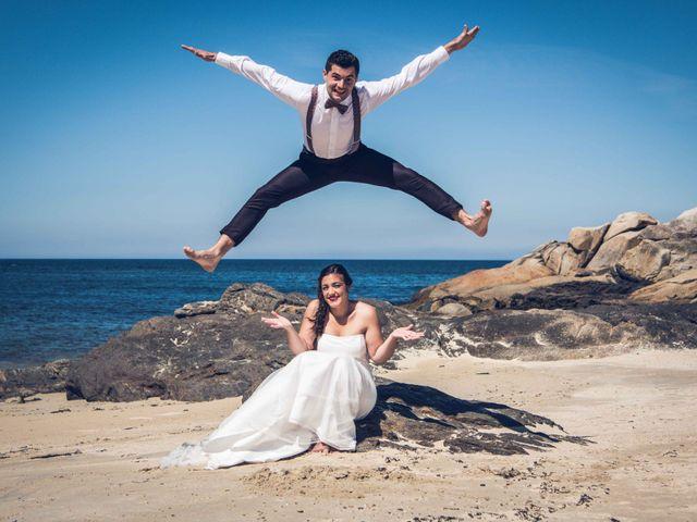 La boda de Andrea y Fede