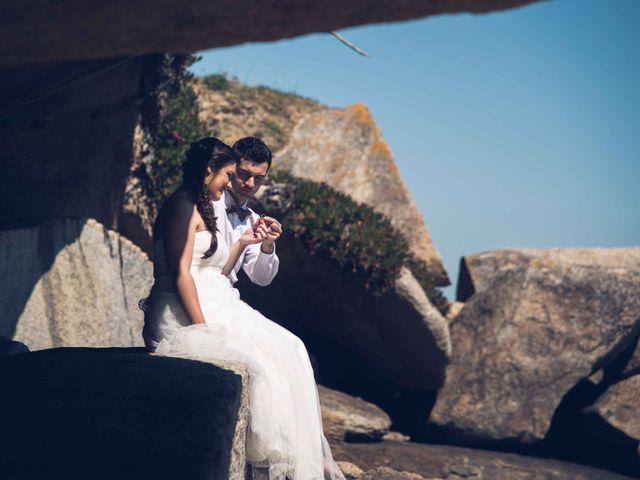 La boda de Fede y Andrea en Ponteareas, Pontevedra 50