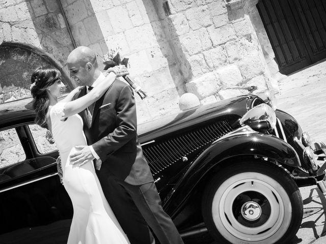 La boda de Diego y Silvia en Palencia, Palencia 5