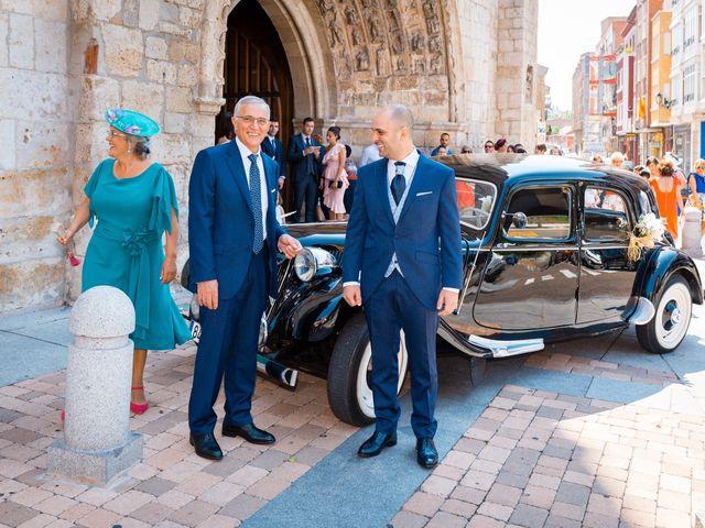La boda de Diego y Silvia en Palencia, Palencia 38