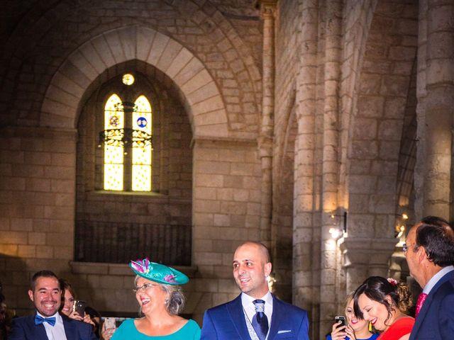 La boda de Diego y Silvia en Palencia, Palencia 41